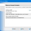 Remove Unused Contacts 4.11 full screenshot