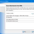Save Attachments from EML for Outlook 4.18 full screenshot