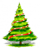 Painted Christmas Tree 1.0 full screenshot