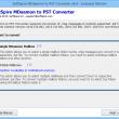 MDaemon Export to PST 7.3 full screenshot
