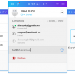 Donglify 1.0.12 full screenshot