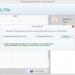 MailsClick Convert EML File 1.0 full screenshot