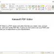 PDF Editor 2.0 full screenshot