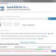 PassFixer 7Z Password Recovery 3.5 full screenshot