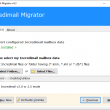 Incredimail Migrator 4.3 full screenshot