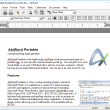 AbiWord Portable 2.8.6 Rev 3 full screenshot