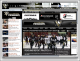 NHL Pittsburgh Penguins Hockey Firefox Theme 1.1.2 full screenshot