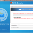 Maildir File Converter 19.0 full screenshot