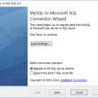 MySQL-to-MSSQL 7.3 full screenshot