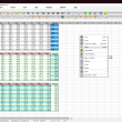 SSuite Axcel Professional Spreadsheet 2.2.2.2 full screenshot