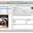 Filmotech for Mac OS X 3.8.0 full screenshot