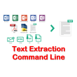 VeryUtils Text Extraction Command Line 2.3 full screenshot