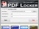 Appnimi Pdf Locker 1.0 full screenshot