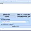 PDF Remove Images From Multiple Files Software 7.0 full screenshot