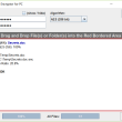 S.S.E. File Encryptor for PC 14R2C full screenshot