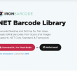 .NET Barcode Library 2020.6.0.0 full screenshot