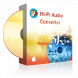 DVDFab Hi-Fi Audio Converter for Mac 11.0.4.3 full screenshot