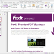 Foxit PhantomPDF Business 10.1.1.37576 full screenshot