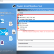 Aryson Email Migration Tool 21.4 full screenshot