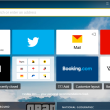 Yandex Browser 1.7.1364.22076 full screenshot
