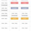 Express Schedule Plus Scheduling Software for Mac 3.01 full screenshot