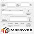 MassWebSite Premium 1.01 full screenshot