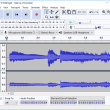 Audacity Portable 2.2.1 full screenshot