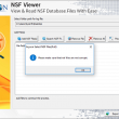 NSF File Viewer 18.0 full screenshot