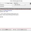 S.S.E. File Encryptor for Mac 15.0.2 full screenshot