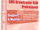 Bulk SMS Broadcaster GSM Professional 4.5.2 full screenshot