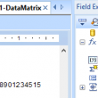 DataMatrix Generator for Crystal Reports 17.04 full screenshot