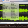 Sound Studio for Mac OS X 4.9.6 full screenshot