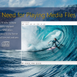 ALL Media Player 2.1.1 full screenshot