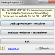 Desktop Projector 1.4.15.50 full screenshot