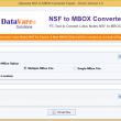 Datavare NSF to MBOX Converter 1.0 full screenshot