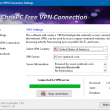 ChrisPC Free VPN Connection 2.10.10 full screenshot
