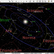 AstroGrav for Mac 4.3.1 full screenshot