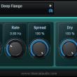 Blue Cat's Flanger x64 3.32 full screenshot