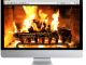 Relaxing Fireplace Screensaver 1.4 full screenshot