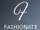 Fashionate - Minimal Business, Portfolio, Photography WordPress Theme 1 full screenshot