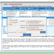 convert eml to pdf file 1.01 full screenshot