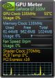 GPU Meter 2.4 full screenshot