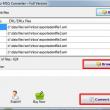 EML to MSG Migration 1.0 full screenshot