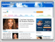 Blue Sky Firefox Interactive Theme 1.0 full screenshot