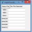 Hashtoolbox 1.0 full screenshot