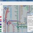 qMetro 0.7.6 full screenshot