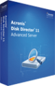 Acronis Disk Director 11 Advanced Server 11.0 full screenshot