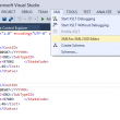 XMLFox Visual Studio XML Editor 8.2.5 full screenshot