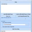 JP2 To JPG Converter Software 7.0 full screenshot