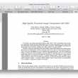 Cisdem Document Reader for Mac 3.2.0 full screenshot